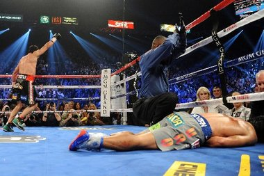 Manny Pacquiao Knock Out