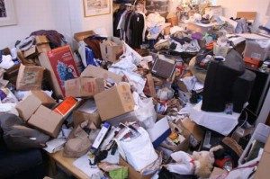 Hoarding-cleanup